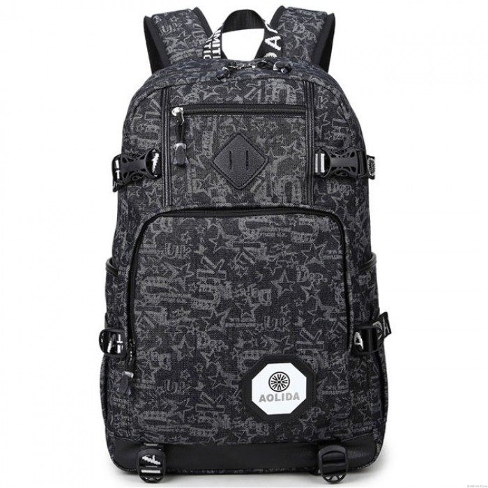 Leisure Oxford Camouflage Large Travel Bag Men Camping Backpack