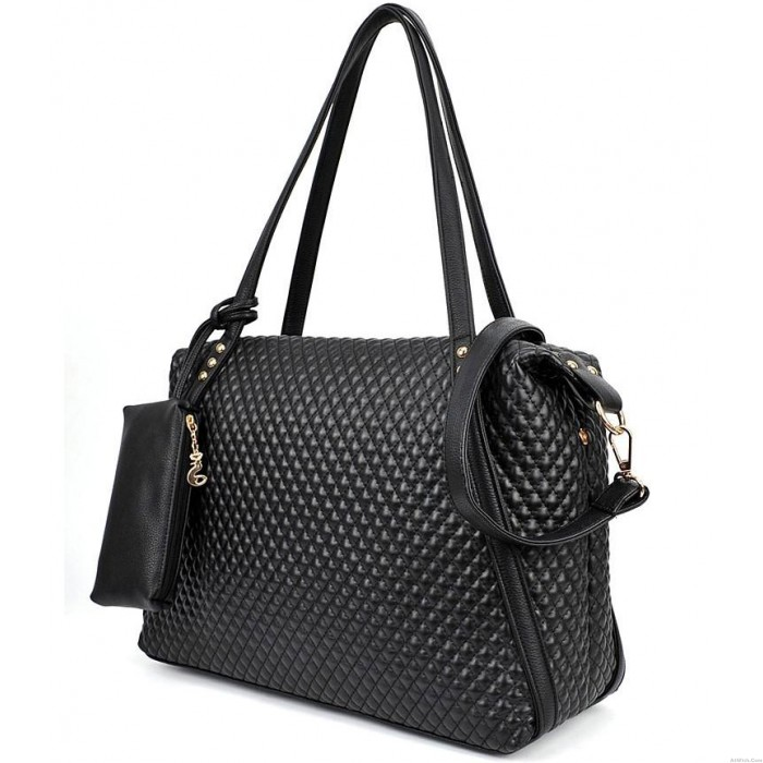 Retro Rivet Shoulder Bag &Handbag