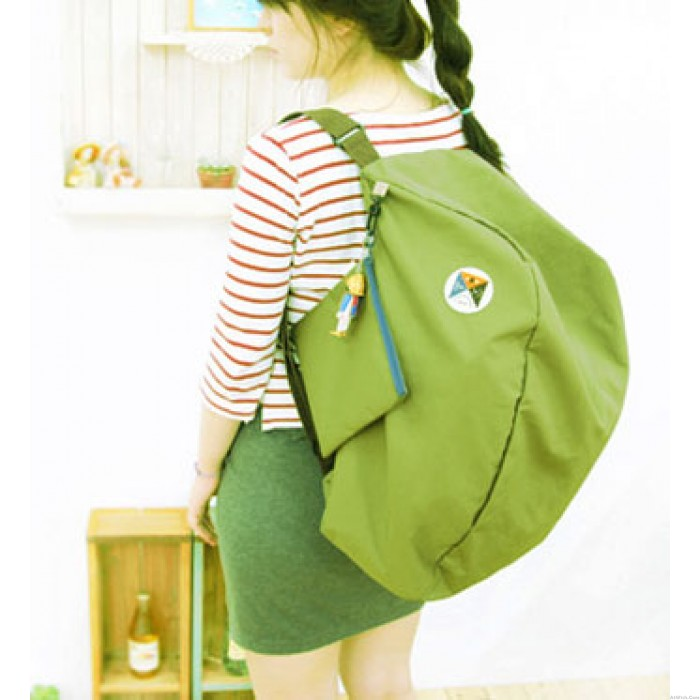 New Multifunctional Transform Collapsible Storage Bag&Backpack