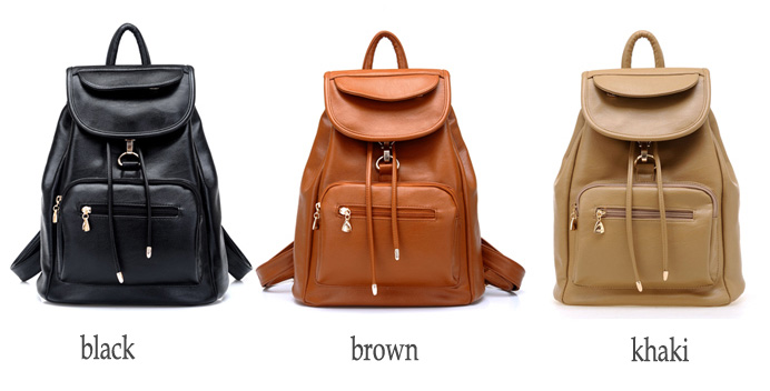 College Style Lovely Students Backpacks big sale